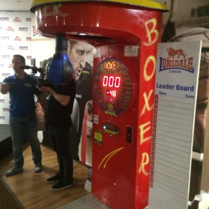 Boxer Punchball Promotion