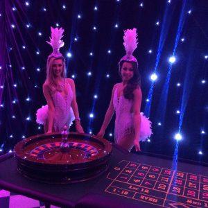 Fun Casino Night London Roulette Table