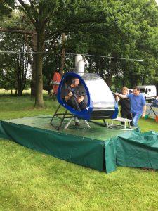 hire helicopetr simulator