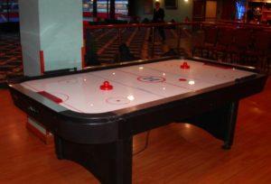 Hire Air Hockey Tables