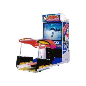 hire alpine surfer simulator
