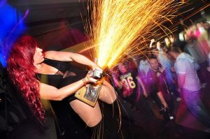 Hire angle grinder performers