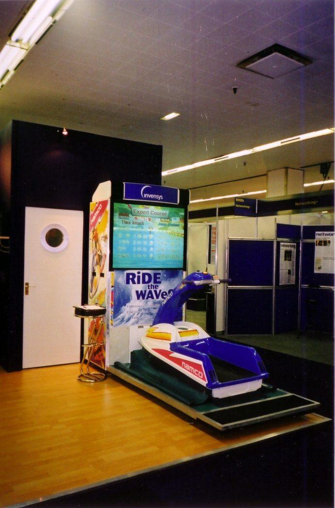 Aquajet Simulator Hire Hire Arcade Games Eventstar