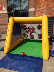 hire Beat the Goalie Inflatable