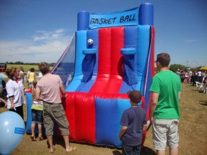 Hire Basketball Inflatable