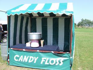 Hire candyfloss machine