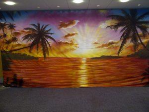 Hire Caribbean theme party