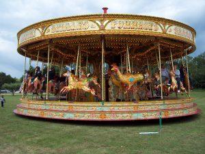 Hire Fairground Carousel