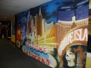Hire Vegas theme party