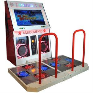 hire dance stage simulator