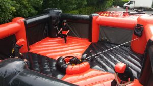 hire hungry hippos inflatable