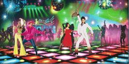 hire disco theme party
