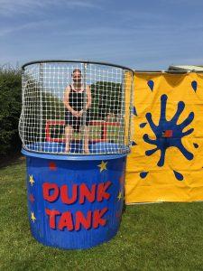 hire dunk tank
