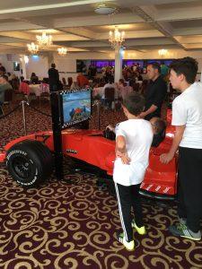 hire formula 1 simulator