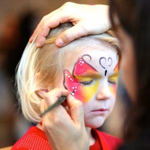 Hire Face Painters