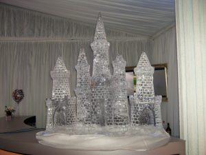 hire ice sculptures