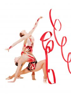 Hire Ribbon Dancers