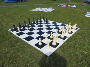 Hire Giant Chess set