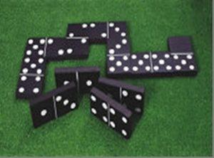 hire giant dominoes
