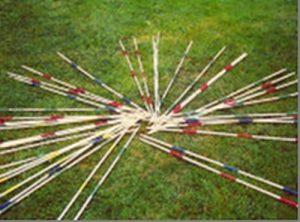 hire giant pick up sticks