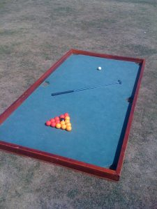 hire golf pool game