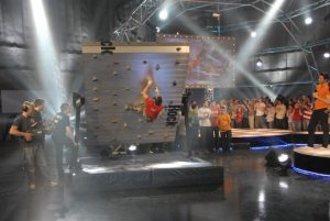 hire mechanical climbing wall