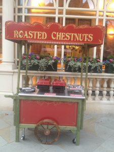 Hire Hot Chestnut Cart