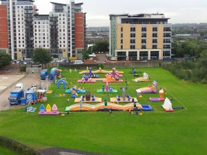HIre Its a Knockout Inflatables