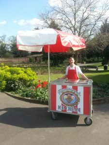 Hire Ice Cream Carts