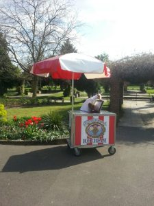Hire Ice Cream Carts