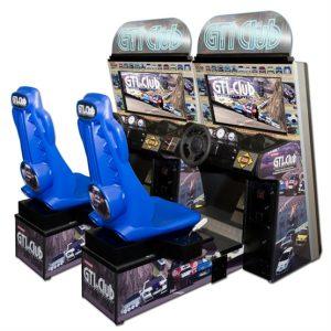 hire konami clun gti arcade machine