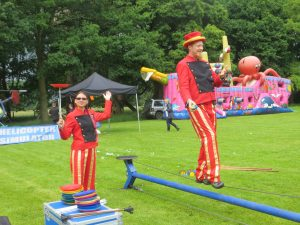 Hire Multi Disciplined Entertainers