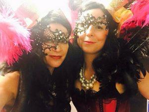 Hire Masquerade Ball Theme Party