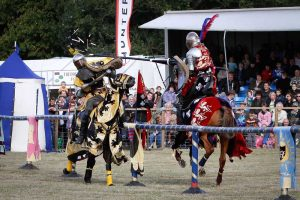 hire medieval jousting shows