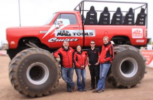 hire monster trucks