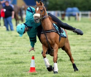 hire mounted games