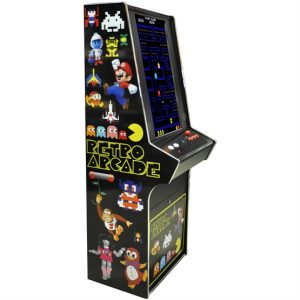 hire multi game cabinets