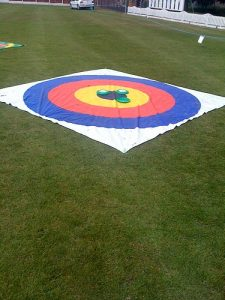 Hire On Target Garden Game