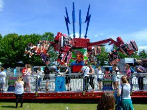 Hire Orbitor Fairground Ride