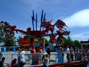 Hire Orbitor Fairground Ride