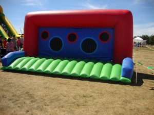 hire inflatable penalty shootout