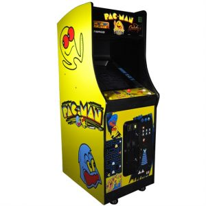 hire pacman machine
