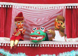 Hire Punch and Judy shows