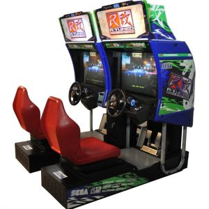 hire sega r tuned arcade machine