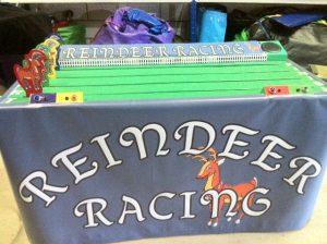 hire racing reindeer