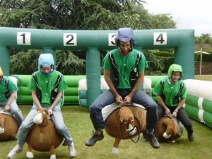 hire derby hoppers game