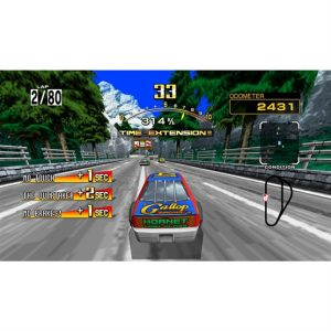 hire sega daytona usa driving simulator