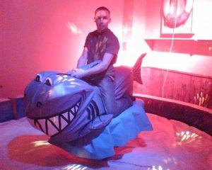 Hire Rodeo Shark