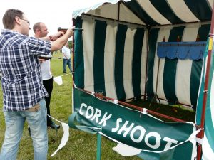 Hire Cork Shoot Side Stall