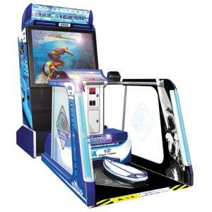 hire soul surfer arcade machine